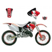 Blackbird Honda CR125 1993-1997 Dream 3 Graphics Kit