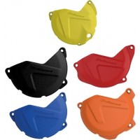 Polisport Plastic Clutch Cover Protectors for Motocross Bikes