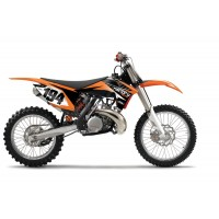 Factory Effex EVO 9 KTM Motocross Graphics