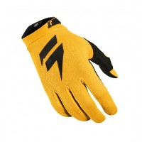 2018 Shift WHIT3 Label Air Motocross Gloves YELLOW