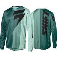 2018 Shift WHIT3 Label Tarmac Motocross Jersey TEAL