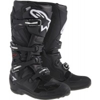 Alpinestars Tech 7 Motocross Boots Black
