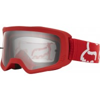 Fox Main 2.0 RACE Motocross Goggles RED
