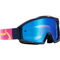 Fox Main IDOL Anaheim A1 Motocross Goggles NAVY PINK