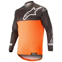 Alpinestars Venture R Enduro Jersey BLACK ORANGE