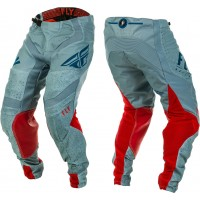 2020 Fly Racing Lite Hydrogen Motocross Pants RED SLATE NAVY
