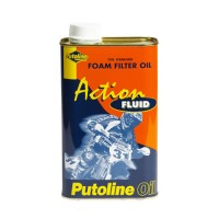 Air Filter Oil for Motocross Bikes Putoline or Silkolene