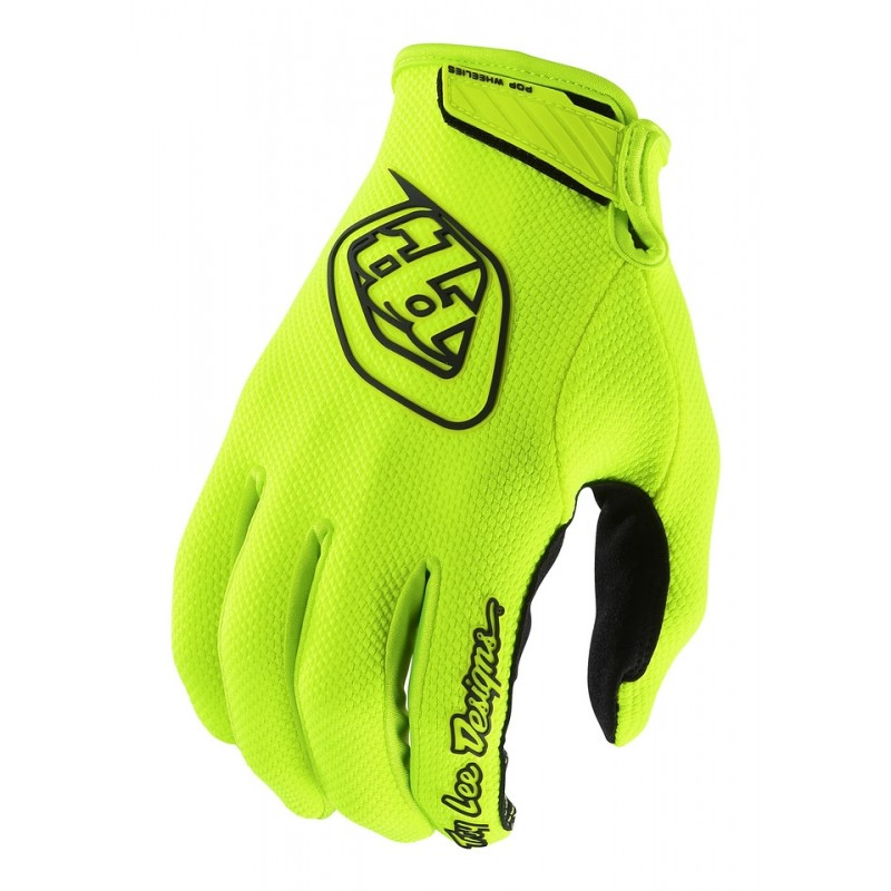 Troy Lee Designs TLD GP Air Motocross Gloves Flo Yellow