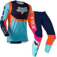 2021 Fox 360 Motocross Gear VOKE AQUA