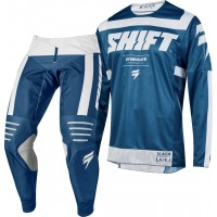 2019 Shift 3LACK LABEL STRIKE Motocross Gear BLUE