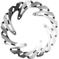 Apico Factory Motocross MX Wavey Lazer Cut Brake Discs