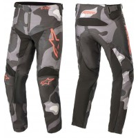 2021 Alpinestars Racer TACTICAL Camo Red Youth Kids Motocross Pants 26 ONLY