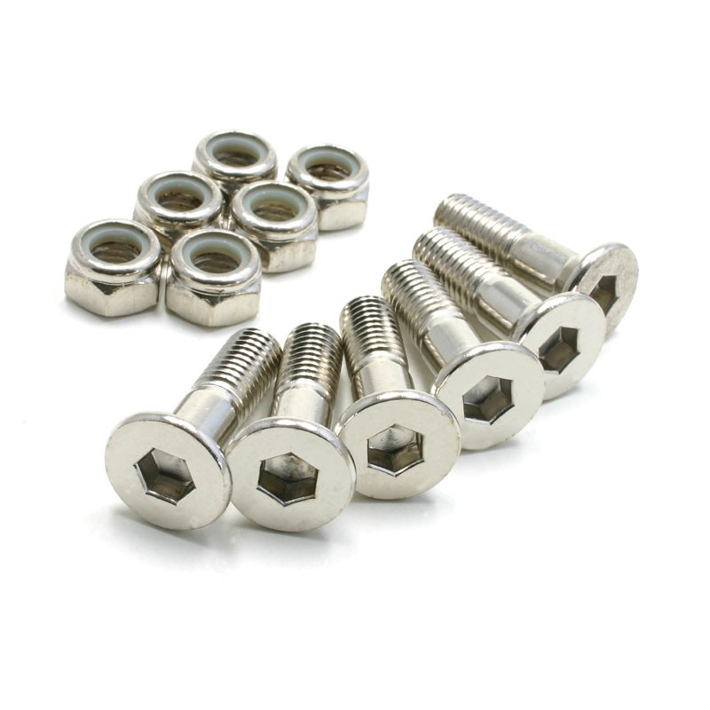 Rear Sprocket Bolts Nut Set for Motocross Bikes