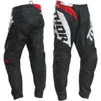 2020 Thor Sector BLADE Motocross Pants CHARCOAL RED