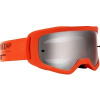 Fox Main 2.0 SPARK Motocross Goggles GAIN FLO ORANGE with Mirrored Lens