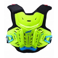 Leatt 2.5 Junior Chest Back Protector for Leatt Brace Lime Green