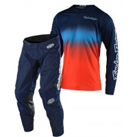 2020 Troy Lee Designs TLD GP AIR STAIND Motocross Gear Orange Navy 28 ONLY