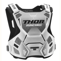 NEW Thor Guardian Adult Motocross Chest Protector Body Armour White