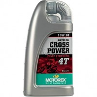 Motorex Crosspower 4T 4 Stroke Fully Synthetic Motocross Bike Engine Oil