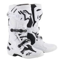Alpinestars Tech 10 Motocross Boots White