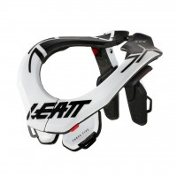 Leatt 3.5 Adult Motocross Neck Brace WHITE