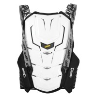 Leatt Adventure Back Protector White