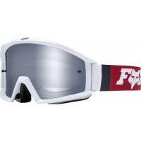 Fox Main COTA Motocross Goggles CARDINAL RED