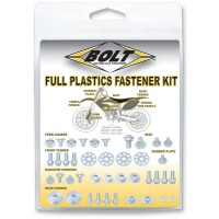 Bolts Complete Plastics Fasteners Kit for Motocross MX Bikes