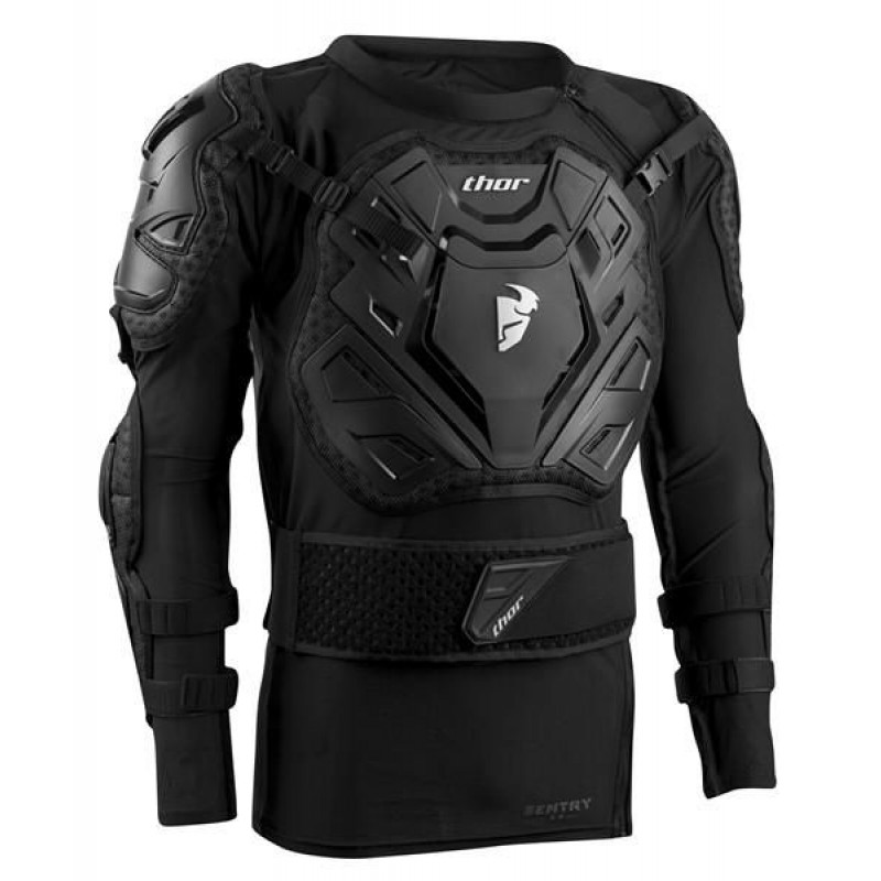Thor Sentry XP Motocross Body Armour Pressure Suit