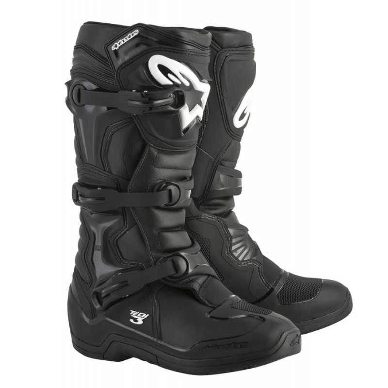 Alpinestars Tech 3 Enduro Boots Black