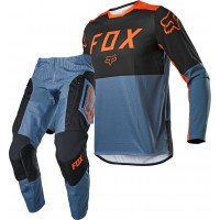 2021 Fox Legion LT Enduro Offroad Gear Blue Steel