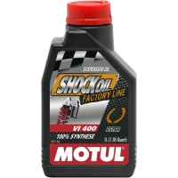 Motul Factory Spec Suspension Shock Oil 1 Litre