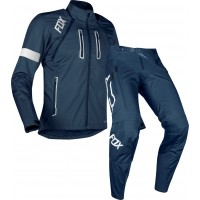 2020 Fox Legion Enduro Offroad Jacket and Pants Navy 28 ONLY