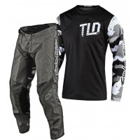 2020 Troy Lee Designs Camo Youth Kids TLD GP Motocross Gear Grey XL ONLY