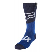 Fox Youth Kids REVN Motocross Socks BLUE