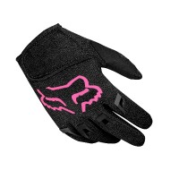 Fox Dirtpaw Peewee Mini Motocross Gloves BLACK PINK