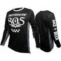 Fasthouse 805 SEND IT Motocross Jersey BLACK