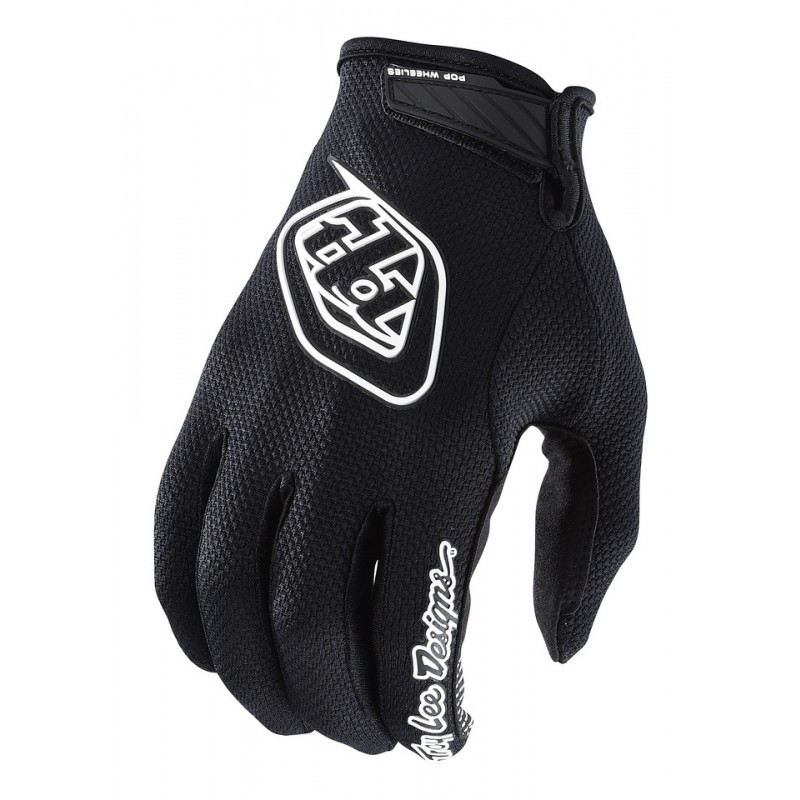 Troy Lee Designs TLD GP Air Kids Youth Motocross Gloves Black