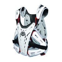 Troy Lee Designs Shock Doctor BG5900 Chest Protector WHITE