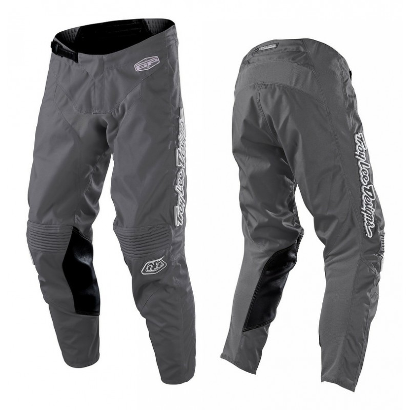Troy Lee Designs MONO Grey TLD MX GP Motocross Pants