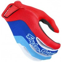 Troy Lee Designs TLD GP Air Motocross Gloves Prisma Red Blue