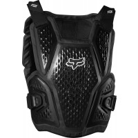 2020 Fox Raceframe Impact Youth Kids Motocross Body Armour Black