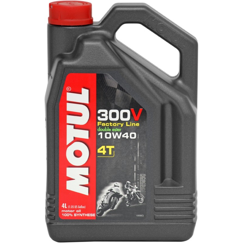 Motul 300V Factory Line 4 Stroke Engine Oil