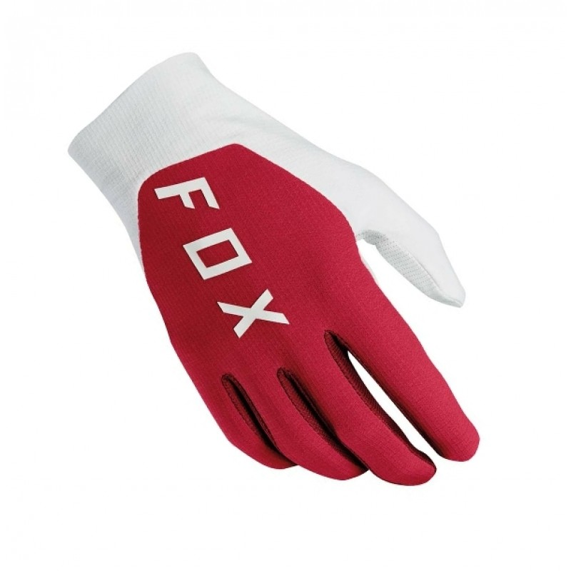 Fox Flexair PREEST Motocross Gloves DARK RED XXL ONLY