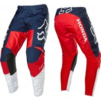 2020 Fox 180 Motocross Pants HONDA NAVY RED