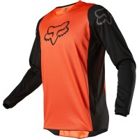 2020 Fox 180 Youth Kids Motocross Jersey PRIX FLO ORANGE