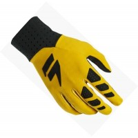 Shift MX 3LUE LABEL RISEN Motocross Gloves Yellow Black