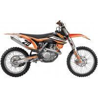 Factory Effex EVO 12 Evo12 KTM Motocross Graphics