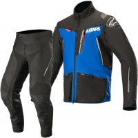 Alpinestars Venture R Enduro Gear Pants & Jacket BLACK BLUE 30 ONLY