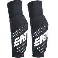 Leatt 3DF 5.0 Elbow Guard Youth Junior Black